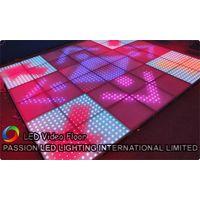 Full Color LED Disco Floor - LED Video Floor thumbnail image