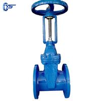 AWWA ductile iron soft seal Resilient seat gate valve thumbnail image