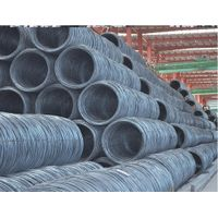HOT ROLLED STEEL WIRE ROD