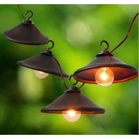 G40 Bronze Cafe Light KF93017