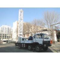 Truck-mounted water well drilling rig YF-BZ-200 thumbnail image
