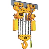 20ton electric chain hoist with electric pulley thumbnail image