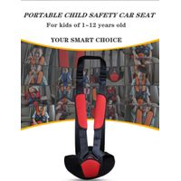 portable baby car seat 5 point belts isofix thumbnail image