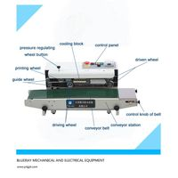 Automatic & Continuous Band Sealing Machine