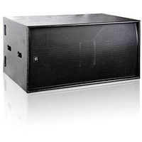 """S218H Dual  18"""" horn loaded Subwoofer thumbnail image"""