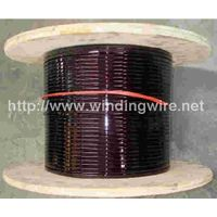 Enamelled Rectangular Aluminum Wire