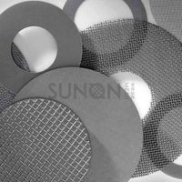 Single Extruder Screen  custom Wire Mesh Fabric  Single Extruder Screen wholesale