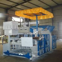 WT10-15 low investment energy saving block machine