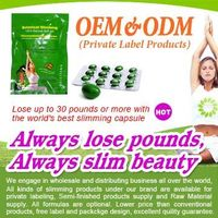 OEM&ODM Herbal Slimming Softgel, Best Fat Lose Diet Pills, Diet Pills, Best Weight Loss Diet Pills thumbnail image