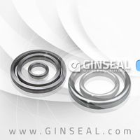 RTJ gasket ring, R/RX/BX gasket ring