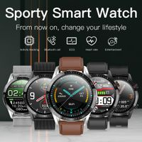 L13 Smart Watch Bluetooth Call ECG Blood Pressure Heart Rate Monitoring Sport SmartWatch thumbnail image