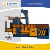 UK Baling System | Mattress Springs Metal Baling Machine