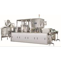 Cup filling and sealing machine (All in one)