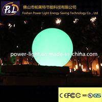 fashion Rechargeable RGB LED Pool Ball