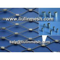 Stainless Steel Wire Rope Mesh (Woven and ferruled)