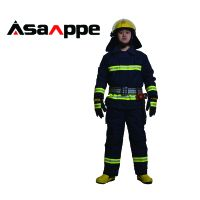 Fireman's Protective Clothing for Firefighting