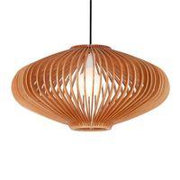 Modern Hotel Wooden Pendant Lamp for Hotel(LBMP-FD580)