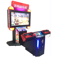 Fright Fear Land Amusement Machine Equipment Gun Shooting Arcade Game Machine