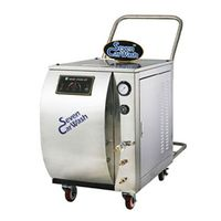 Mobile Steam Jet CarWash Machine
