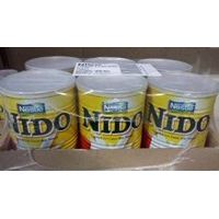 AVAILABLE NESTLE NIDO MILK POWDER IN TINNED AND 25KG BAGS ON SALE