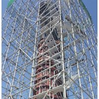 Silver/Red HDG high quality Ring Lock Scaffolding thumbnail image