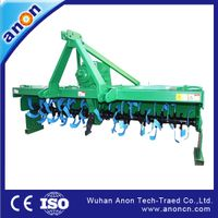 ANON small box rotary tillage machine rotary cultivator for sale inter row rotary cultivator