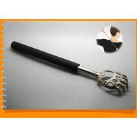 Novelty gift Metal Bear claw back scratcher extendable