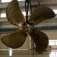 Ship Bronze Propeller