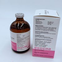 multi vitamin ad3e injection for animal cattle horse type to buy