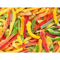 Frozen Mixed Sweet Bell Peppers Strips/IQF Mixed Sweet Bell Peppers Strips thumbnail image