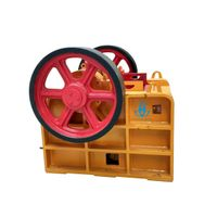 HLPEW High Efficient Jaw Crusher / Stone Crusher / Ore Crusher thumbnail image
