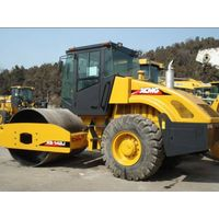 Compactor, Road Roller, China, New, XCMG, Road Machinery, Mechanical Driving, Single Drum