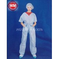 Disposable Nonwoven SMS Clothing