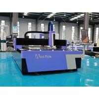 New design economic fiber laser cutting machine-AKJ1530F