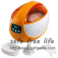 Mini Digital Ultrasonic Cleaner 0.75L with Degas