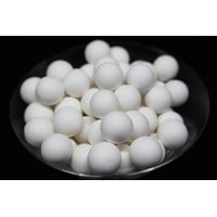 high quality alumina ceramic ball in porcelain factory
