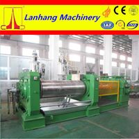high quality and best seller rubber mixing mill