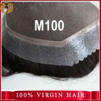 Superior high quality factory supplied multiple colors multiple base constructions hair replacement thumbnail image