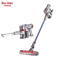 SUVAC DV-8880DC-XW POWERFUL SUCTION CORDLESS UPRIGHT CYCLONE VACUUM CLEANER