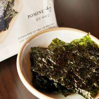 Pomine Gwang Cheon Laver_Korea roasted/dried seaweed