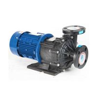 Acid and Alkali Resistant Magnetic Pump 1-5HP