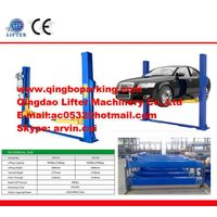 TPF706 FLOOR PLATE 2 POST CAR LIFT