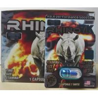 Rhino 7K Fast Acting Long Lasting Sex Capsules Male Enhancement
