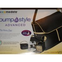 NEW Medela Pump in Style Advanced The METRO Bag thumbnail image