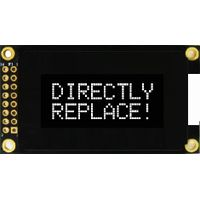 Compatible OLED MODULE PHC0802AW/Y