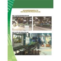 High-frequency Longitudinal Welded Pipe Production line