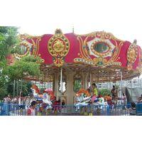 Professional Amusement park Carousel