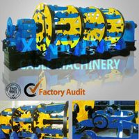 Cage type cable stranding machine