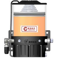 auto lubrication bus grease pump