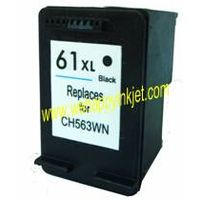 Remanufactured inkjet cartridge HP61XL CH563W